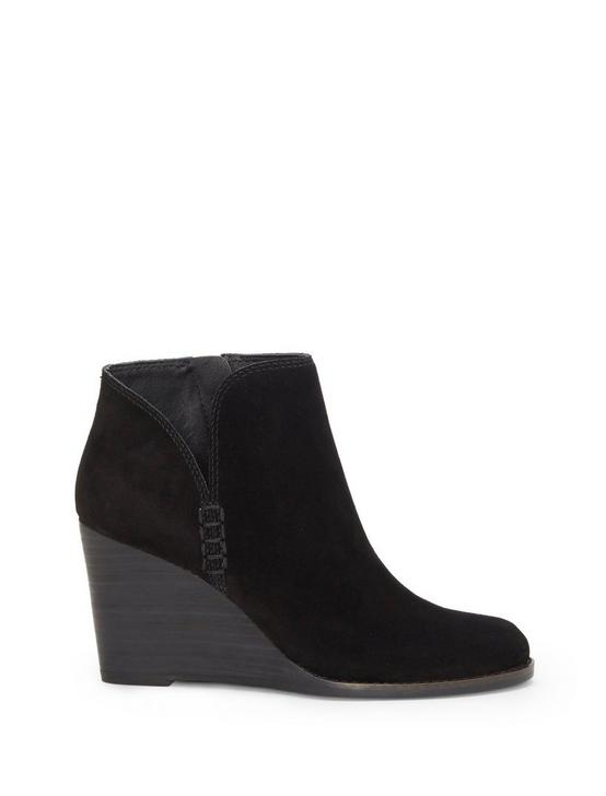 Yimmie Wedge Bootie