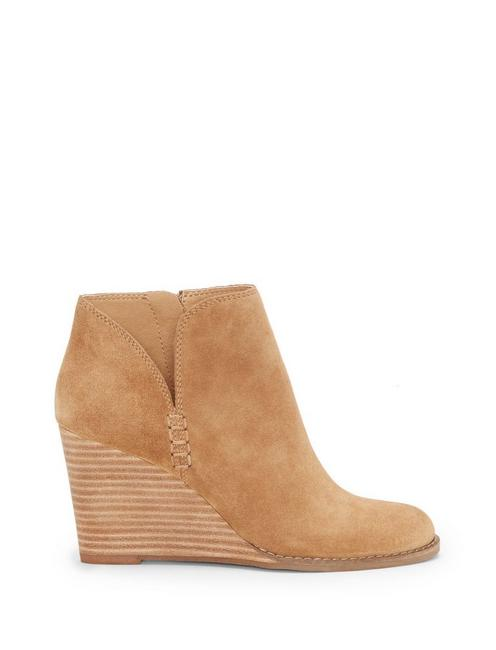 Lucky Yimmie Wedge Bootie