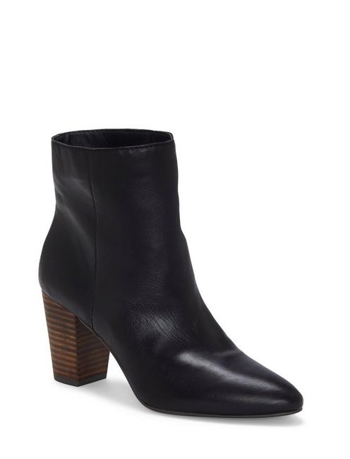 YUBAL LEATHER BOOTIE,