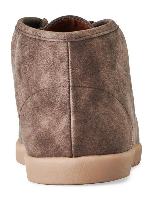 BOYS 11-5 BRIGLIN BOOTIE, LIGHT BROWN