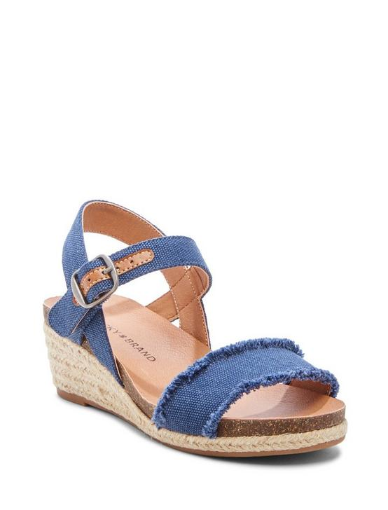 JARDELINE JUTE WEDGE, OPEN BLUE/TURQUOISE, productTileDesktop