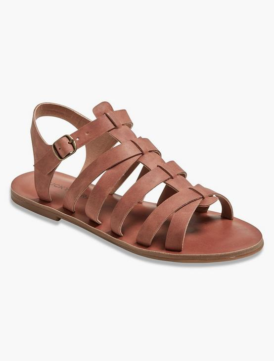 ASMEN SANDAL, RUST BROWN, productTileDesktop