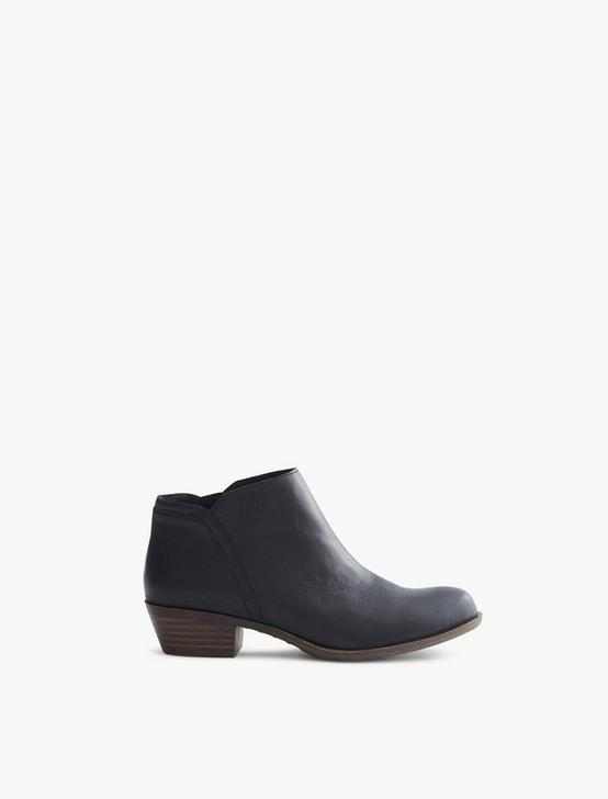 BAREESA SUEDE BOOTIE, FEATHER, productTileDesktop