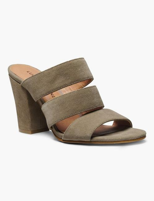 MINNA HEEL, LIGHT BROWN