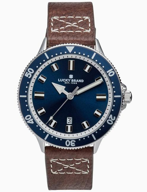 Lucky Dillon Blue Watch, 42mm