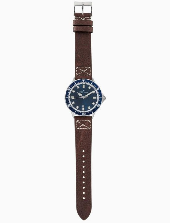 DILLON BLUE WATCH, 42MM, TWO TONE, productTileDesktop