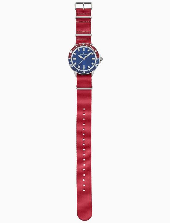 DILLON SPORT RED WATCH, 42MM, TWO TONE, productTileDesktop