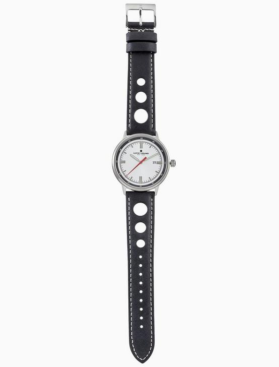 FAIRFAX WHITE WATCH, 40MM, SILVER, productTileDesktop