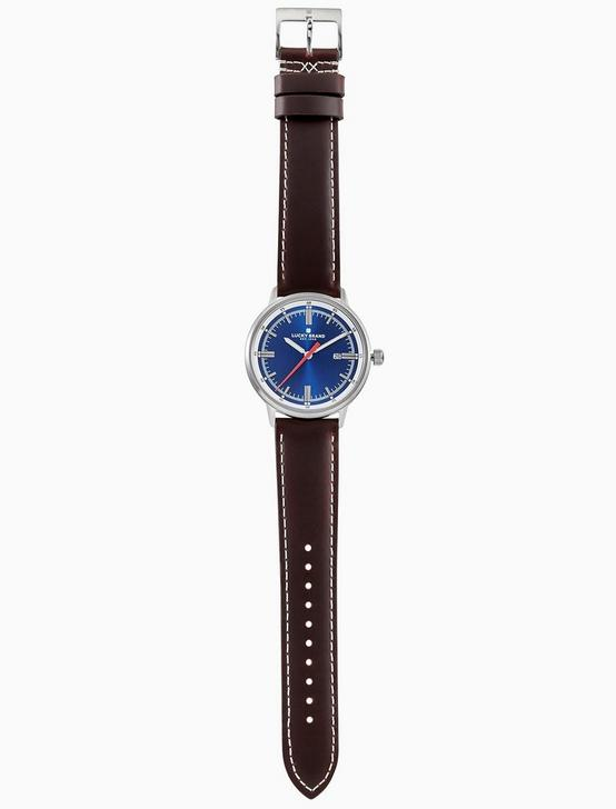 FAIRFAX BLUE WATCH, 40MM, SILVER, productTileDesktop