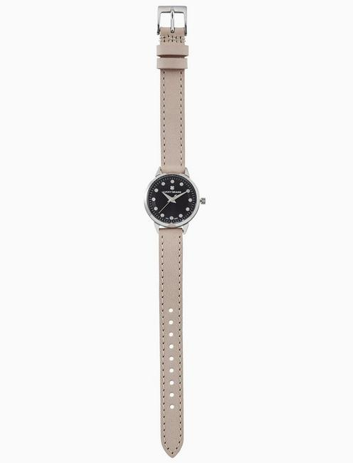 TORREY MINI GLITZ WATCH, 28MM, SILVER