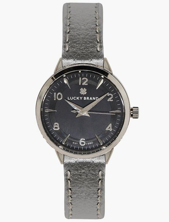 Torrey Silver Metallic Watch, SILVER, productTileDesktop