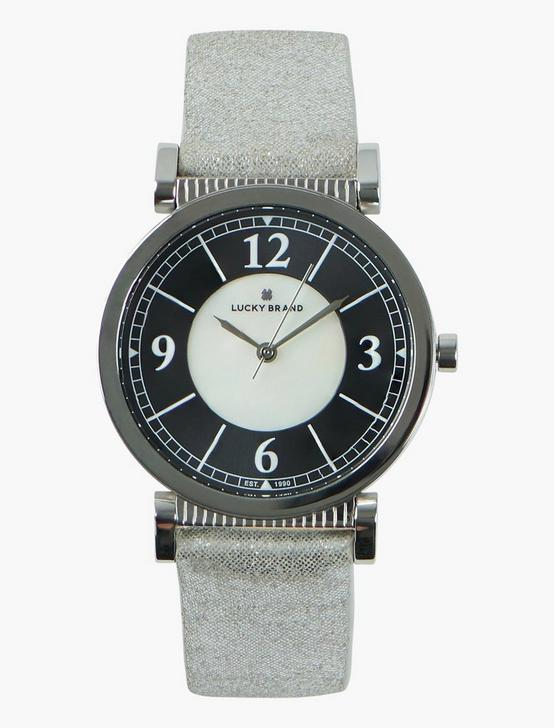 Carmel Silver Metallic Watch, SILVER, productTileDesktop
