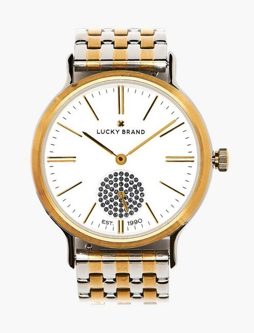 Lucky Ventana Two Tone Watch
