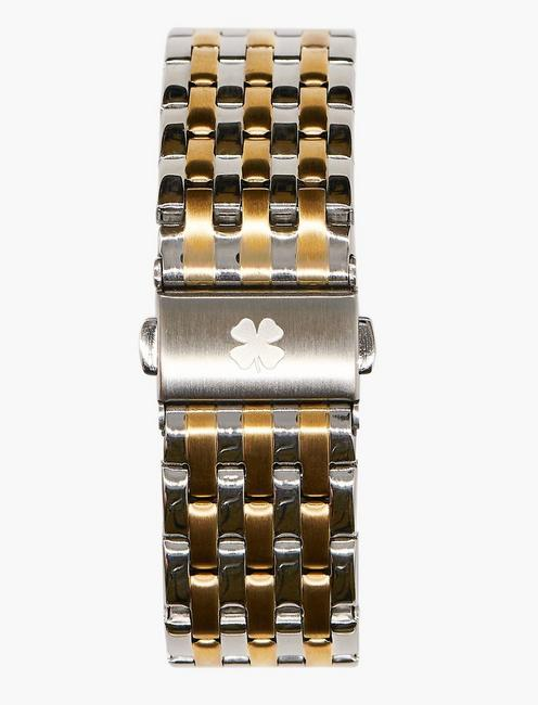 Ventana Two Tone Watch, TWO TONE