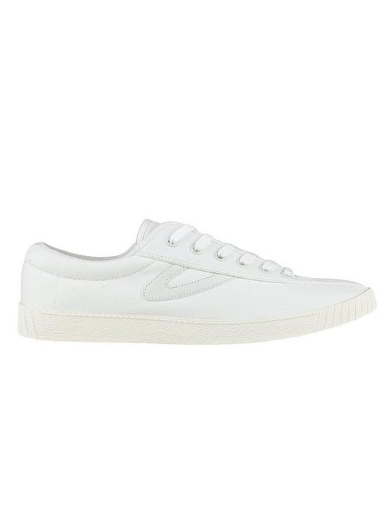 TRETORN NYLITE SNEAKER, OPEN WHITE/NATURAL, productTileDesktop