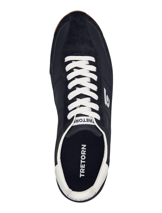 TRETORN RETRO3 SNEAKER, BLACK, productTileDesktop