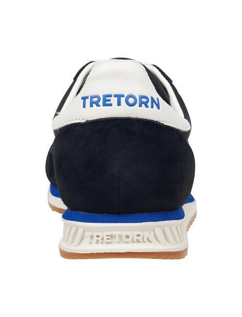 TRETORN RETRO3 SNEAKER, BLACK