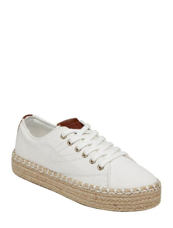 TRETORN EVE ESPADRILLE SNEAKER, OPEN WHITE/NATURAL, productTileDesktop