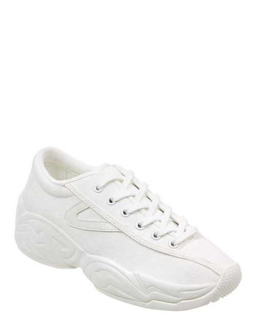 TRETORN NYLITE FLY SNEAKER, OPEN WHITE/NATURAL