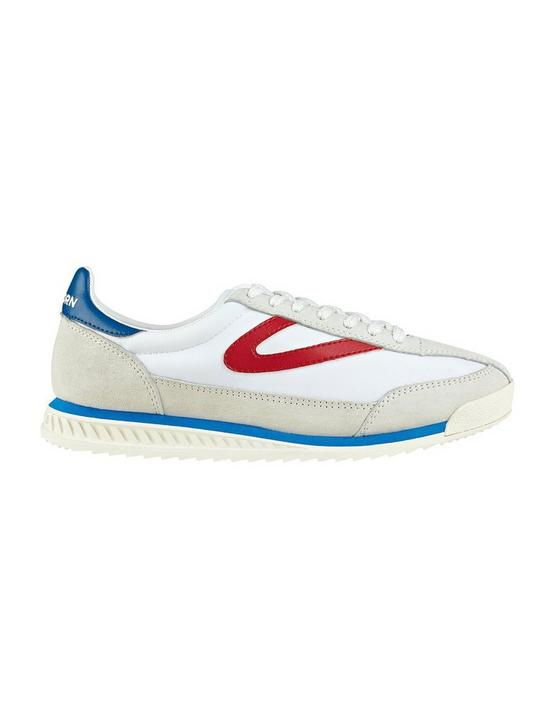 TRETORN RAWLINS 3 SNEAKER, WHITE/RED/BLUE, productTileDesktop