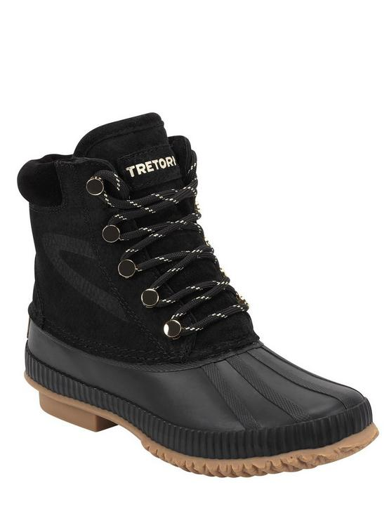 TRETORN ROKA BOOT, BLACK, productTileDesktop