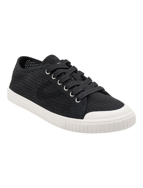 TRETORN TOURNET SNEAKER, BLACK, productTileDesktop
