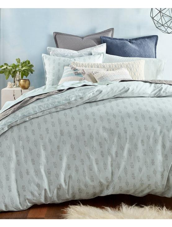 LAGUNA DUVET SET, MEDIUM DARK GREY, productTileDesktop