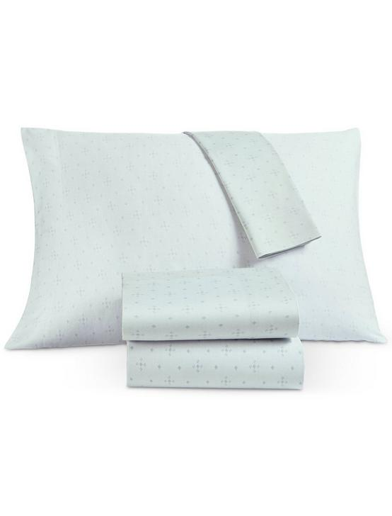 LAGUNA PILLOW CASE SET, MEDIUM DARK GREY, productTileDesktop