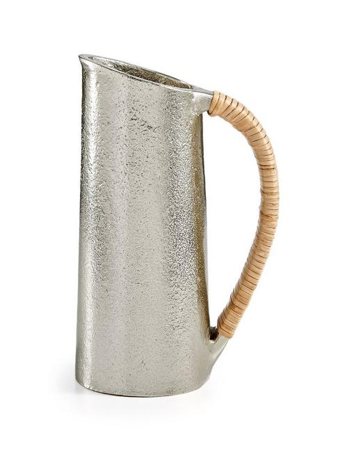 SMALL SILVER PITCHER,