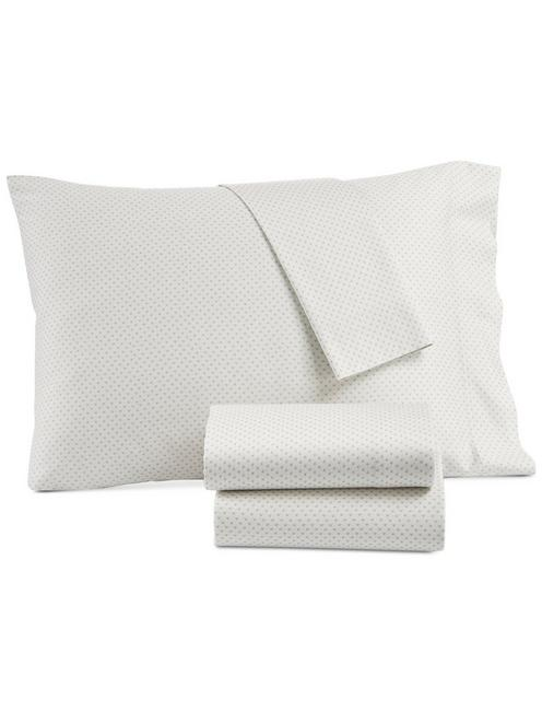 KASHMIR SHEET SET, NATURAL