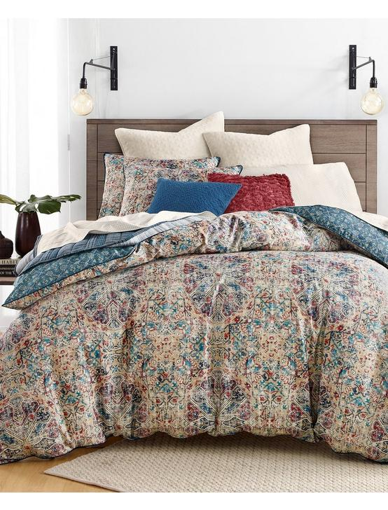 ALMA DUVET SET, BLUE MULTI, productTileDesktop
