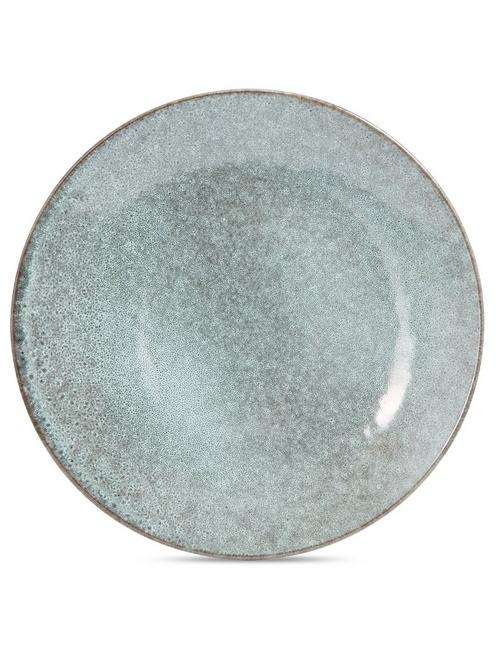 PACIFIC TIDE DINNER PLATE, NO COLOR