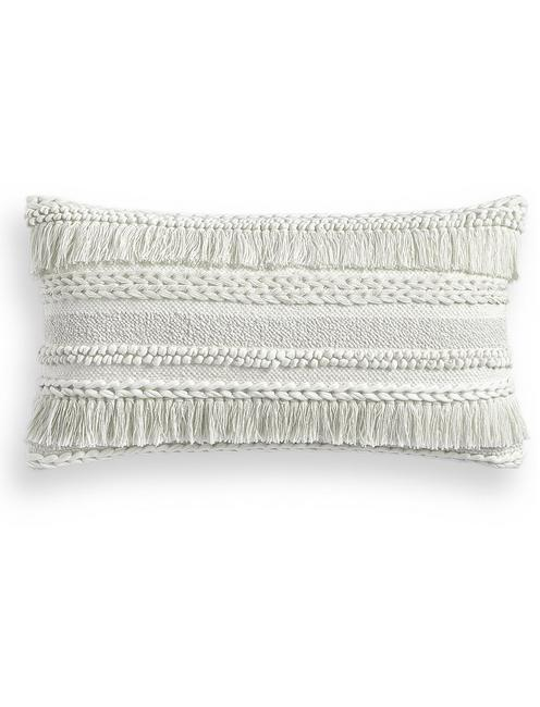 BRAIDED WVN DECORATIVE 14X2 PILLOW,