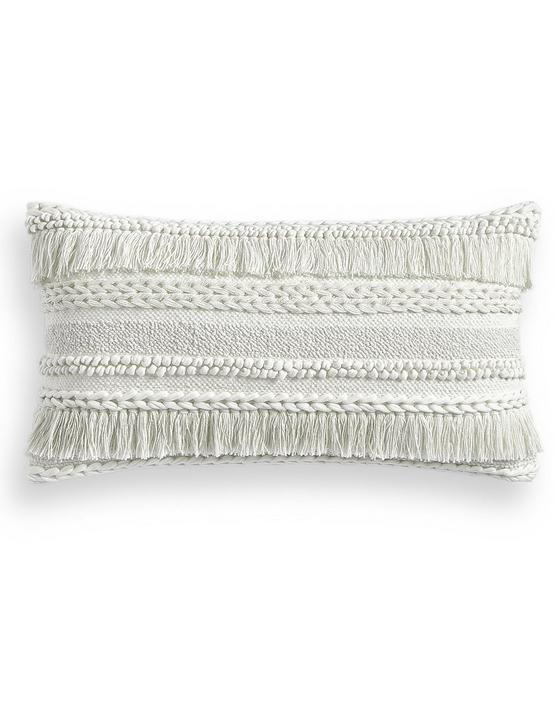 BRAIDED WVN DECORATIVE 14X2 PILLOW
