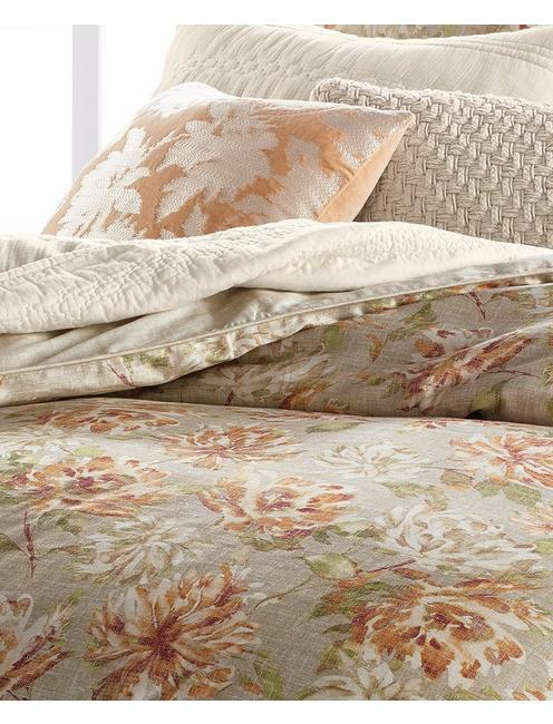 HAYDEN DUVET SET, GOLD
