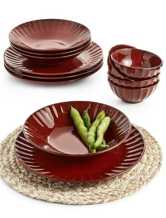 12 PIECE DINNER SET - PAPRIKA, NO COLOR, productTileDesktop