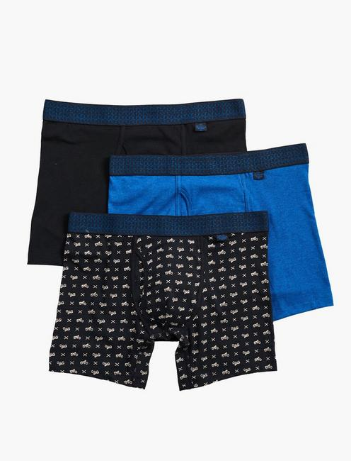 Lucky 3 Pack Stretch Boxer Brief