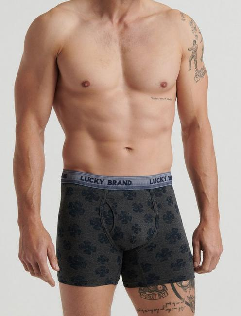 3 PACK STRETCH BOXER BRIEF, MULTI