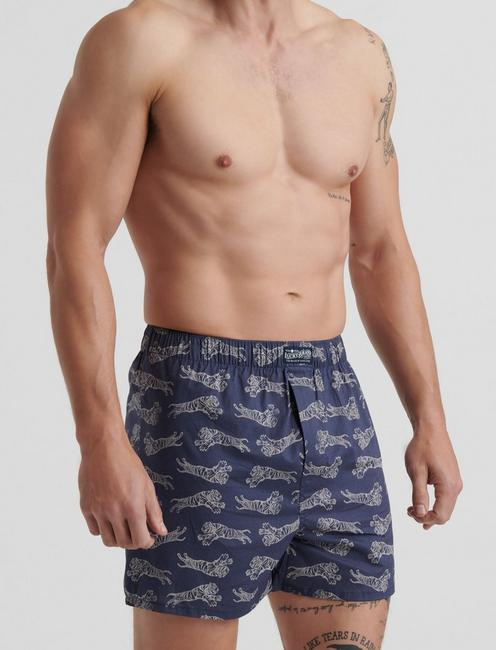 3 PACK WOVEN BOXER, MULTI
