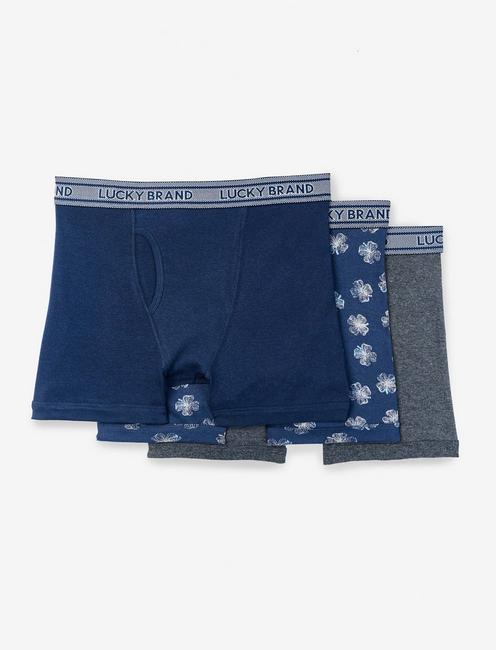 3 Pack Cotton Boxer Brief