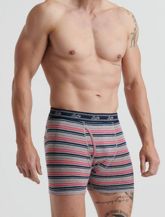 MULTI STRIPE 3 PACK BOXERS, MULTI, productTileDesktop