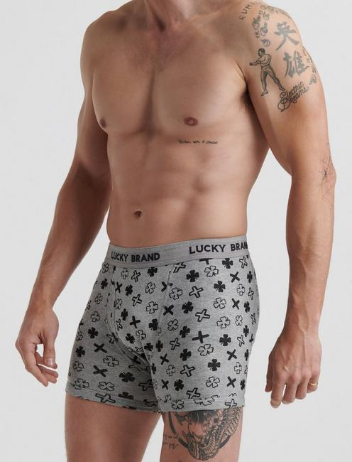 X MARKS THE SPOT MULTI 3 PACK BOXERS, MULTI