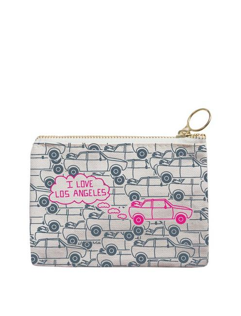 Maptote Los Angeles Coin Purse,