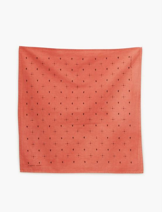 Jenni Earle Explore More Bandana, BRIGHT ORANGE, productTileDesktop