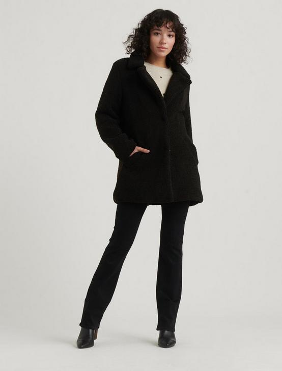 TEDDY COAT, 001 LUCKY BLACK, productTileDesktop