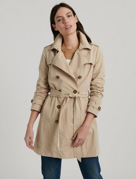 CLASSIC TRENCH, KHAKI, productTileDesktop
