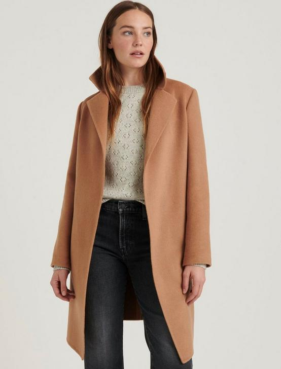 WOOL WRAP COAT, CAMEL, productTileDesktop