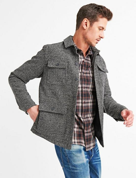 GRINDLE FOUR POCKET JACKET, GREY MULTI, productTileDesktop