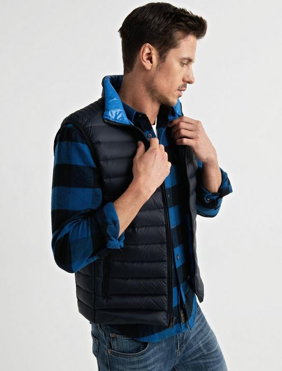 PUFFER VEST, MIDNIGHT, productTileDesktop
