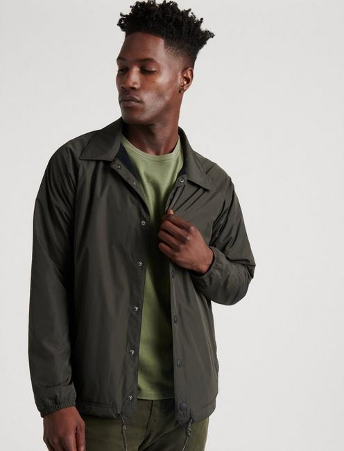 COACHES JACKET, 888 FOREST